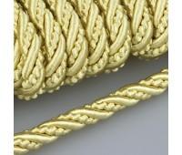Шнур шторный SH16-7 золото (25 м)