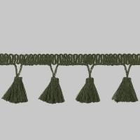 Бахрома C146-8 темно-зеленый (45,72 м)