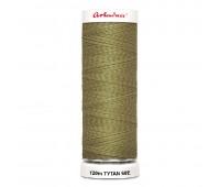Высокопрочные нитки 2582 Ariadna Tytan 60E 100% п/э (уп. 5 шт х 120 м)