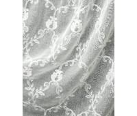 Лен вышивка высота 280 см (30 м±) 603 белый