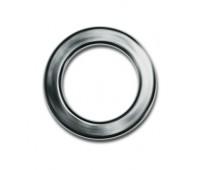 Кольцо пластиковое плоское 3915 40/60 мм никель (20 шт)