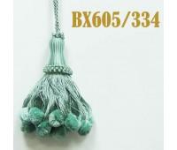 Кисти BX605/334 бирюзовый (10 шт)