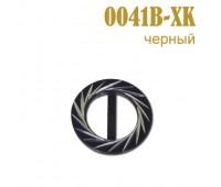 Пряжка 0041B-XK черный (25 шт)