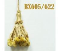 Кисти BX605/622 светлое золото (10 шт)