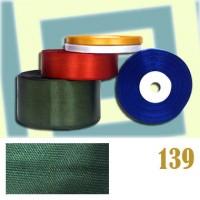 139 Тесьма-вешалка олива (уп. 10 рул. по 33 м)