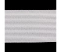 Резинка 2013-50 мм белый (25 м)