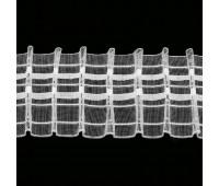 Лента шторная прозрачная MIRTEX 6 см 2701М (2013) (К=1:2) (50 м)