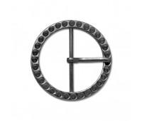 Пряжка (с язычком) 10699-UG темный никель