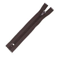 Молния брючная 302 Б коричневая Т4/14 (100 шт)