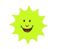 Светоотражающие наклейки 951 солнышко Altima
