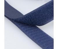 Липучка MIRTEX 25 мм 5186 темно-синий (25 м)