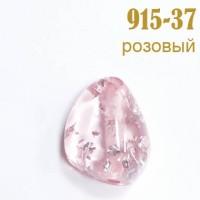 Бусины 915-37 розовые