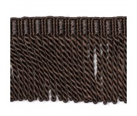 Бахрома для штор витая SK11012-13 темно-коричневый (20 м)