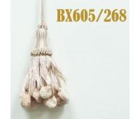 Кисти BX605/268 кремовый (10 шт)