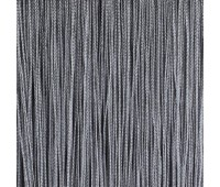 Занавес из нитей A-105 (1) темно-серый