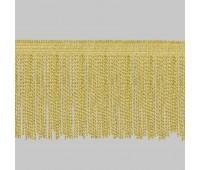 Бахрома для штор витая LS2016-3 золото (15 м)