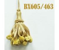 Кисти BX605/463 золото (10 шт)