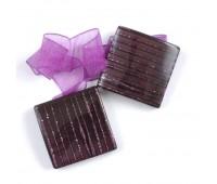 Магниты для штор HT3601T-4 фиолетовые (уп. 2 шт.)