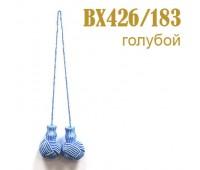 "Подхваты для штор ""завязки"" 183/BX426"