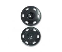 Кнопки 115G-14 мм темный никель (36 шт)