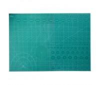"""Доска для рукоделия и раскроя """"cutting mat"""" A1 (90х60 см)"""