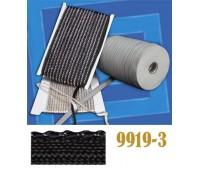 Кант 9919-3 черный (50 ярд)