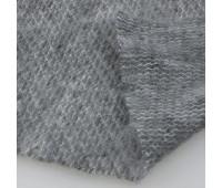 Утеплитель вискозный серый 140см/40м GANZERT-watteline Grunrand