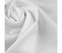 "Ткань ""Поликоттон"" (115 г/кв.м) 220 см/60 м 04-White"