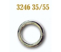 Кольцо плоское 3246 никель 35/55 мм
