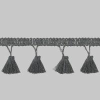 Бахрома C146-4 темно-серый (45,72 м)