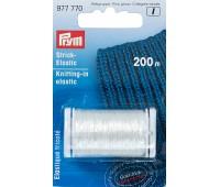 977770 GZ Нить эластичная для вязания 200м