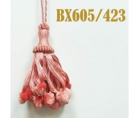 Кисти BX605/423 грязно-розовый (10 шт)