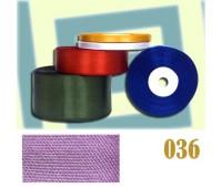 036 Тесьма-вешалка сирень (уп. 10 рул. по 33 м)