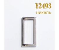 Рамка 2493Y никель