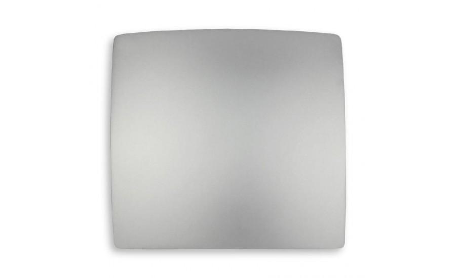 Магнит для штор на тросе 090MRA Винил серебро 14,5 см Квадрат