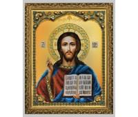 """Набор для вышивания бисером """"Икона Христа Спасителя"""" Р-123"""