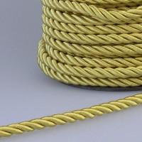 Шнур витой SH15-12 золотой (25 м)