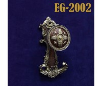 Держатель для штор и подхватов EG-2002 (2 шт)