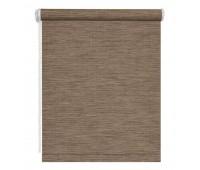 Рулонная штора Кантри размер 43*170 см, солнцезащита 80%