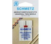 Двойная игла NM80 NE4.0 Schmetz 130/705H ZWI (1 шт)
