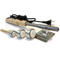 Паяльник - выжигатель под люверсы (25 мм, 35 мм, 40 мм)