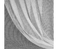 Сетка с утяжелителем L6125 белый высота 280 см (30 м±)