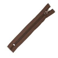 Молния брючная 299 Б коричневая Т4/14 полуавтомат