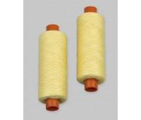 Нитки для джинсовых изделий желтые (5 шт по 250 м)