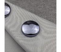 Клипсы-магнит Linea Verde 28 мм 11.16 сине-серый (2 шт)