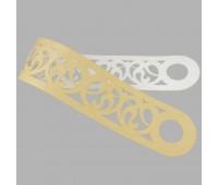Подхват ажурный светлое золото ПП018-2