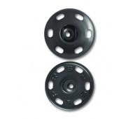 Кнопки 115K-21 мм темный никель (24 шт)