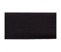 Резинка 2013-45 мм черный (25 м)