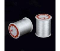 Мононить (W012-2004) 0,12 мм белый (уп 12 шт х 200 м)