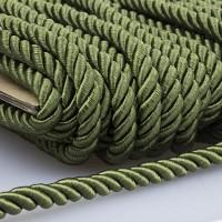 Шнур шторный SH1221-15 зеленый (25 м)
